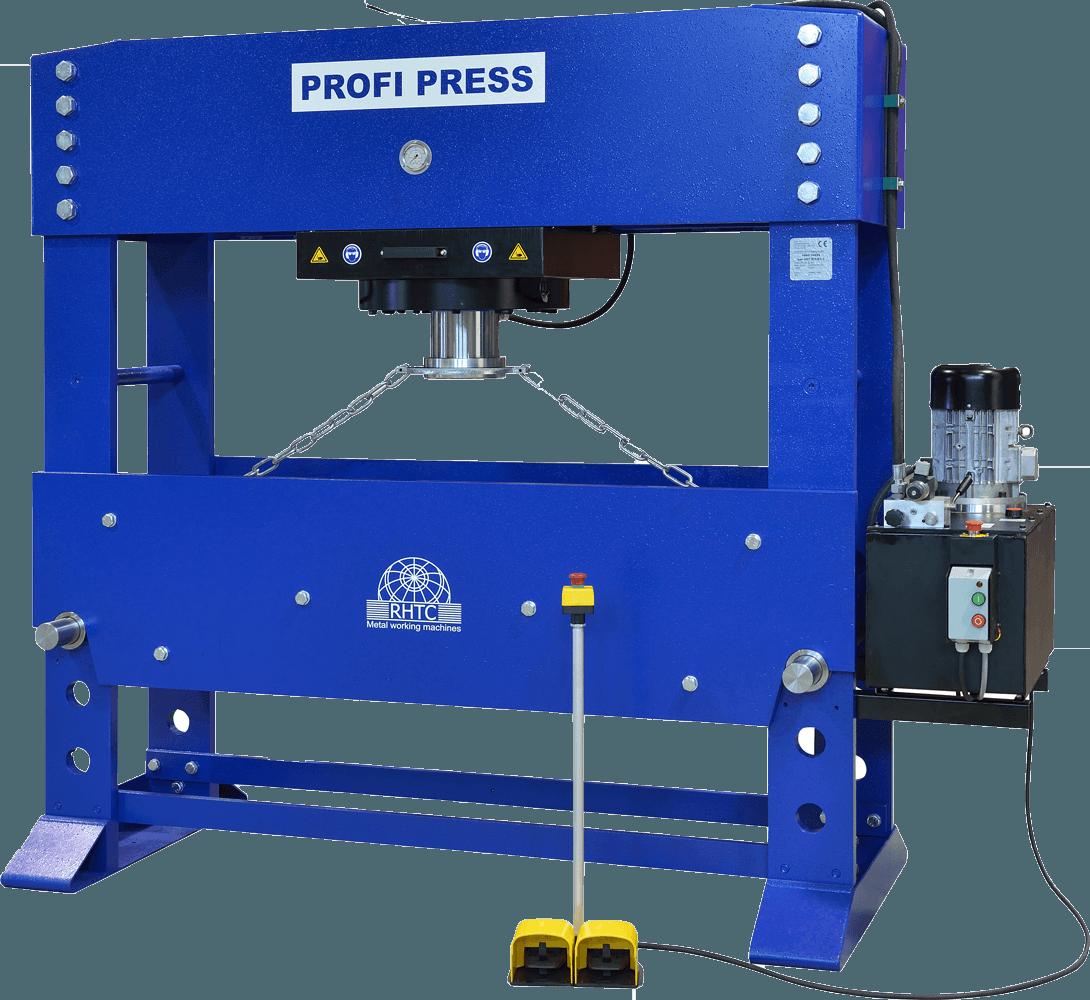 300 TON M/H-M/C-2 D=1750 - Profi Press, high quality
