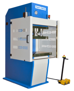 C-frame press 80 ton