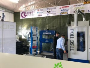 100 ton workshop press Croatia