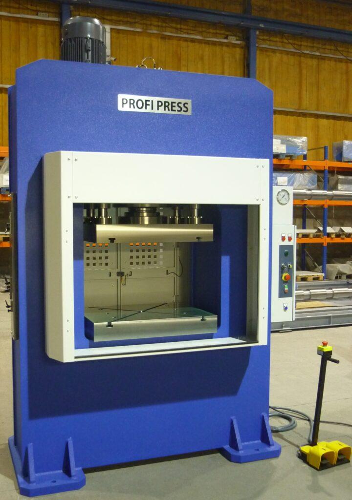 300 ton production press