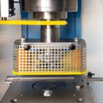 Punch Tooling for C-frame press