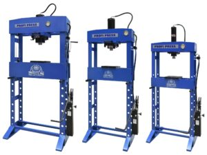 Manual workshop presses_Profi Press