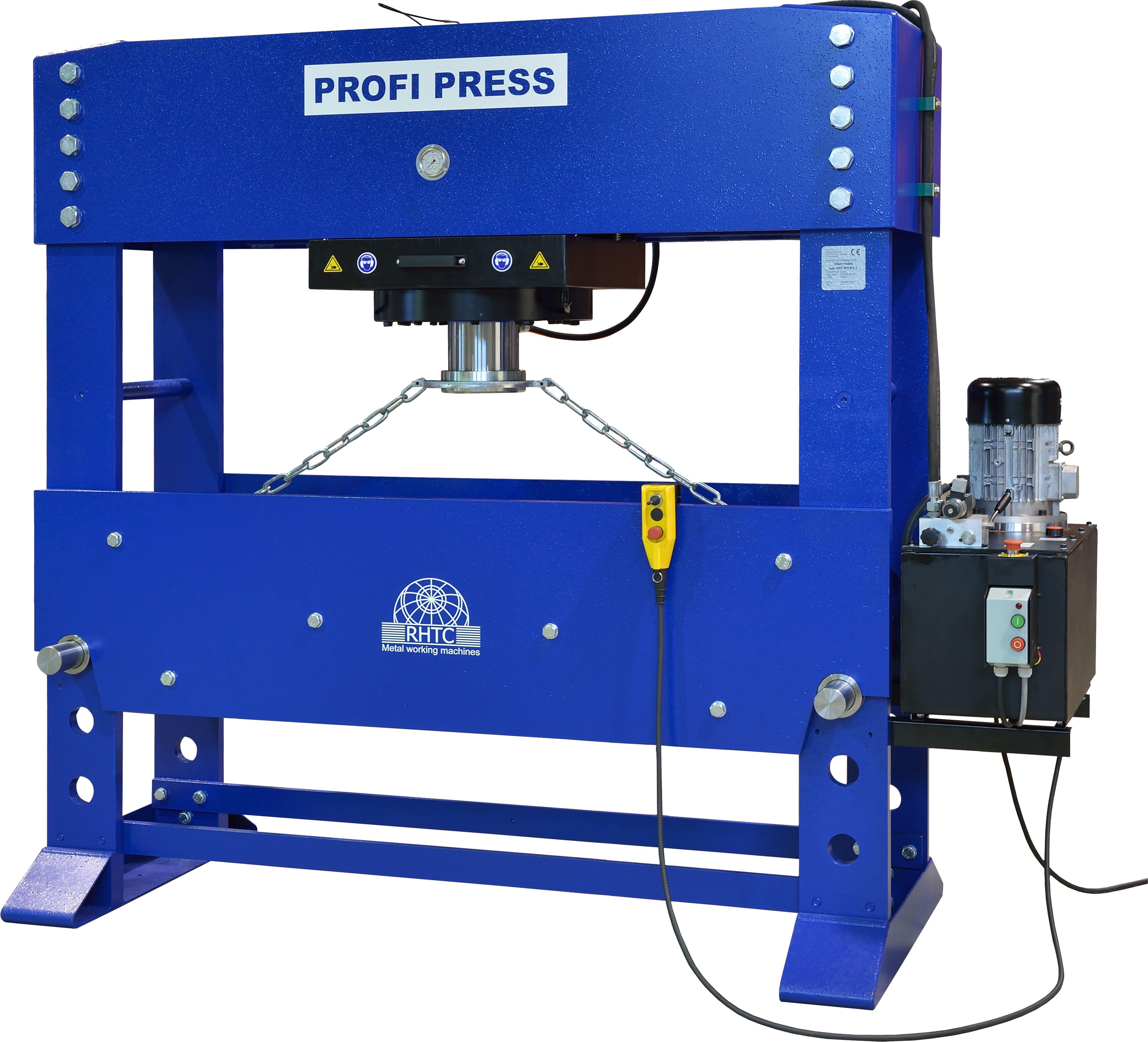 Hand Remote for Workshop Press