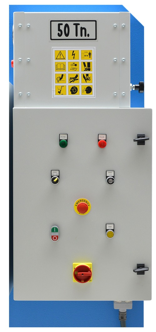 Control Panel - C-frame Presses