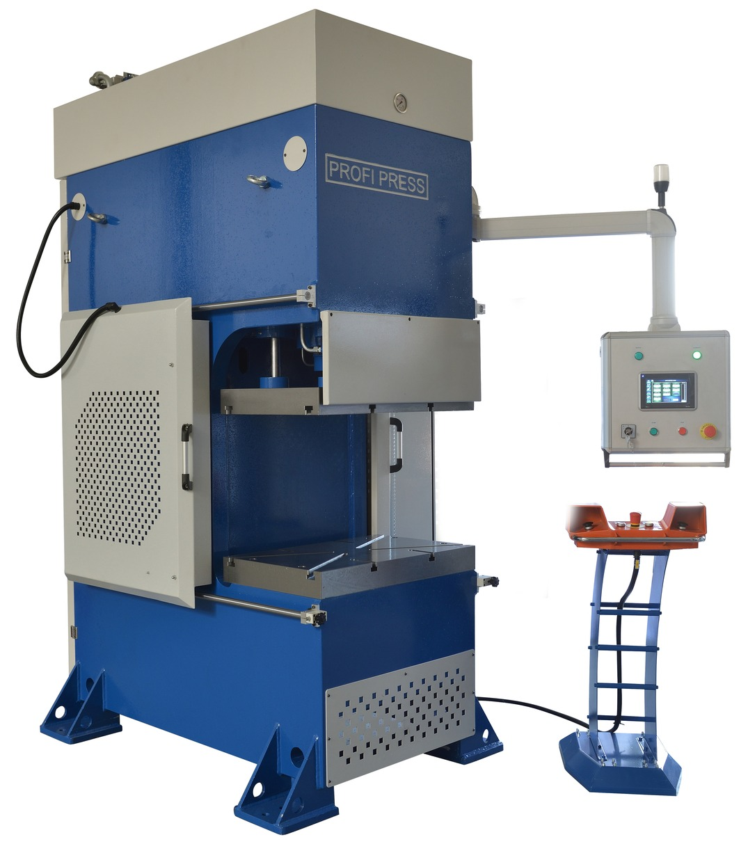 High Speed C-Frame Press - PPCT-model