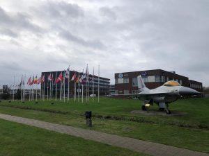 Lieferung der Heber Testeinheiten an Luftwaffenstützpunkten