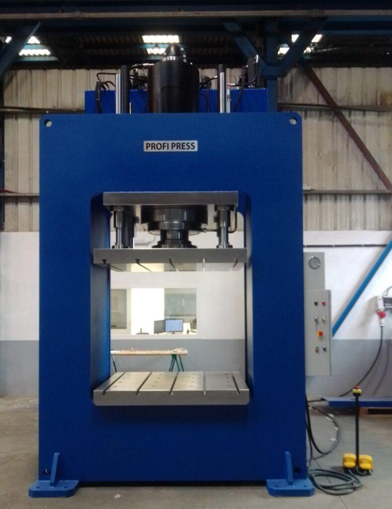 Hydraulic Press 500 Ton