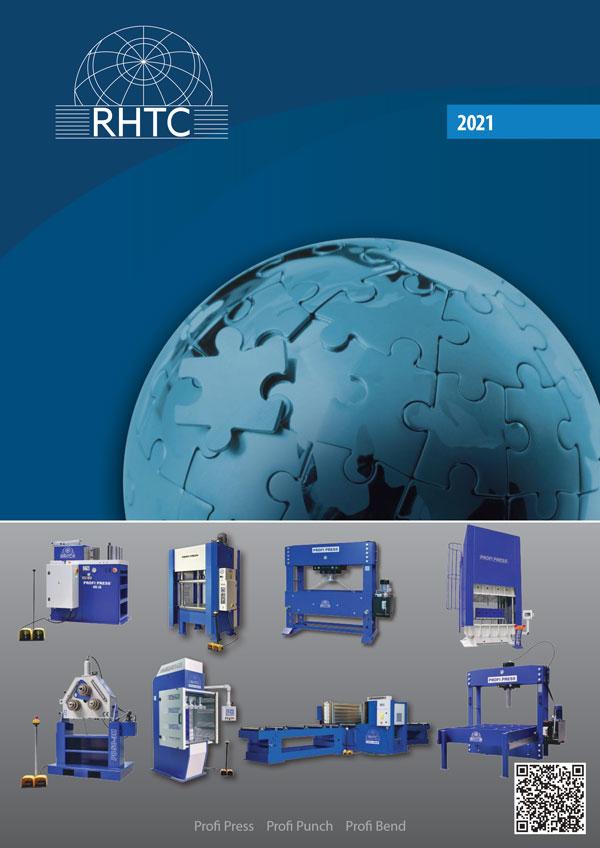 catalogus RHTC 2021