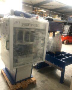 C-frame Press to Czech Republic