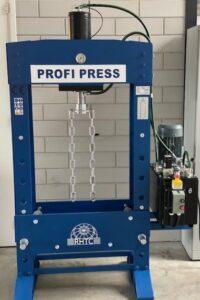 30 Ton Hydraulic Press (Workshop Press)