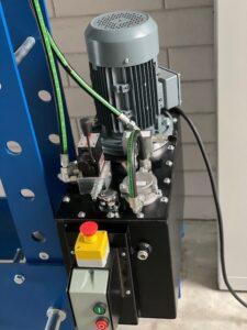Hydraulic Unit New 30 Ton Hydraulic Press